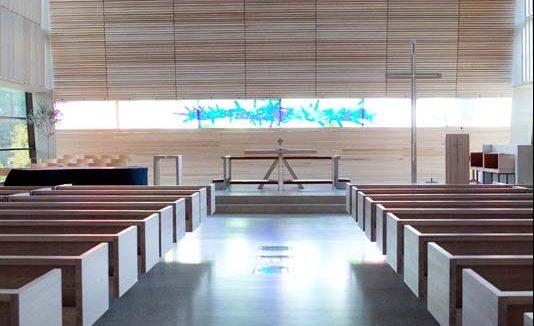 Nye Bøler Kirke
