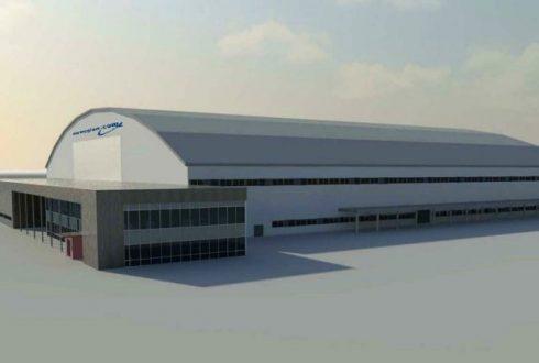 Hangar, Gardemoen